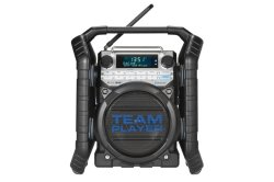 Aanbieding: WERKRADIO 'TEAMPLAYER' DAB+  BLUETOOTH - art.nr. 4751691
